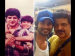 Shahid Kapoor Gets Sweetest Birthday Wish From His Step Father Rajesh Khattar