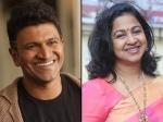 Radikaa Sarathkumar Part Of Puneeth Yuvaratna Says Returns To Sandalwood After 35 Years