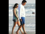 Aishwarya Rai Bachchan Is Pregnant Claims Fan As She Is Spotted In Shorts In Goa Beach New Pic