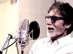 Amitabh Bachchan Turns Singer For Kannada Film Butterfly Graces Sandalwood After Fourteen Years