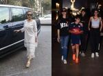 Karishma Kapoor Son Kiaan Birthday Bash Malaika Arora Amrita Arora Other Celebs Attend