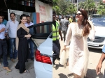 Kangana Ranaut Looks Pretty In Black Jacqueline Fernandez Gets Papped In The City