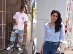 Kareena Kapoor Khan Keeps It Casual At Ad Shoot Ranveer Singh Spotted At Recording Studio