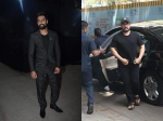 Vicky Kaushal Looks Savvy As Judge For Talent Contest Aamir Khan Snapped Out And About In The City