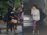 Pictures Arjun Kapoor Snapped At Malaika Arora House Jkareena Kapoor Khan Hits The Gym