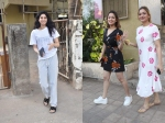Khushi Kapoor Goes Effortlessly Casual Yami Gautam Pretty Dress Giving Us Summer Feels
