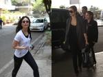 Kareena Kapoor Khan Fab Gym Look Malaika Arora Travels In Style