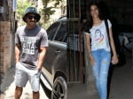 Ranveer Singh Smiles For Cameras When Snapped Kriti Sanon Clicked After Salon Session