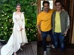 Sonam Kapoor Looks Classy At An Event Varun Dhawan At Arbaaz Khan Chat Show