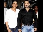 Salman Khan Takes A Sharp Dig At Shahrukh Khan Box Office Failures Mocks Srk Fans