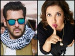 When Salman Khan Was Insulted Farah Khan He Made Her Cry Over His Bad Dancing