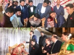 Arya Sayyeshaa Wedding Photos