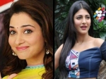 Shruti Haasan Shocking Remark About Tamannaah Might Bring Back Memories Of Liplck