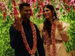 Vishal Anisha Reddy Engagement Ceremony Photos