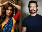 Fatima Sana Shaikh I Am Fond Of Aamir Khan Metoo