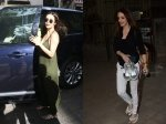 Malaika Arora Sussanne Khan Look Like Divas After Salon Session See Pictures