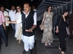 Shraddha Kapoor Glammed Up For Dinner With Friend Urmila Matondkar Snapped At Airport