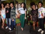 Luka Chuppi Star Studded Success Party Kriti Sanon Kartik Aaryan Sunny Leone Rajkummar Rao Attend