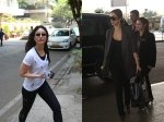 Kareena Kapoor Khan Fab Gym Look Malaika Arora Travels In Style