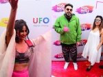 Katrina Kaif Badshah Others Have A Blast At Zoom Holi Fest Pictures