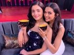 Deepika Padukone S Reaction On Losing Filmfare Best Actress Alia Bhatt