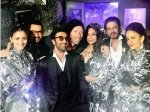 Gauri Shahrukh Khan Alia Bhatt Ranbir Kapoor Chill With Chris Martin In Switzerland See Picture