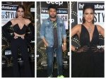 Ht Most Stylish Awards 2019 Nia Sharma Asha Negi Sizzle In Black Kapil Sharma Karan Others Attend