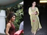 Sara Ali Khan Flashes Beautiful Smile At Airport Jacqueline Fernandez Spotted At Photoshoot