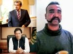 Pakistani Actor Jamal Shah Pakistani Citizens Want Iaf Pilot Abhinandan Varthaman To Return Safely