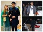 Kapil Sharma Ginni Look Regal Akash Ambani Shloka Wedding Kapil Sunil Sort Differences Together Show