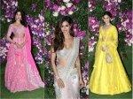 Alia Bhatt Amitabh Bachchan Janhvi Kapoor Disha Tiger Attend Akash Ambani Shloka Mehta Wedding