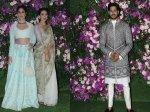 Kareena Kapoor Khan Karishma Kapoor Sidharth Malhotra Akash Ambani Shloka Mehta Wedding