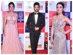 Zee Cine Awards 2019 Ankita Lokhande Radhika Madan Dheeraj Dhoopar Others Dazzle Red Carpet Pics