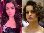 Alia Bhatt Shuts Up Kangana Ranaut For Insulting Her Reacts In Dignified Way