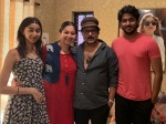 Ravichandran Visits Sudharani To Invite Her For His Daughter's Wedding; Actress Shares The Picture