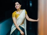Rashmika Mandanna Against Wearing Swimsuits To Be Glamorous Rakshit Shetty Told Her To Experiment