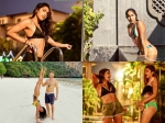 Kirik Party Samkyukta Hegde Bashed For Wild Bikini Pictures Called A Disgrace To Kannada Industry