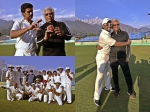 Ranveer Singh Teammates Train With Cricket Legend Mohinder Amarnath In Dharamshala