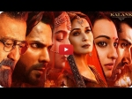 Kalank Trailer Alia Bhatt Varun Dhawan Madhuri Dixit Sanjay Dutt