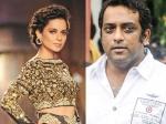 Kangana Ranaut Has No Time For Mentor Anurag Basu Walks Out Of His Film Imali