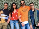 IT'S OFFICIAL! Katrina Kaif Joins Rohit Shetty's Cop Universe; To Romance Akshay Kumar In Sooryanshi