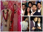 Harshad Chopda, Zain Imam & Others Attend Ssharad Malhotra & Ripci Bhatia's Grand Wedding! PICS