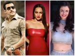 Salman Khan Dabangg 3 To Have Two Leading Heroines Is The Other Actress Giorgia Andriani