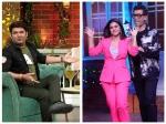 The Kapil Sharma Show: Kajol & Karan Johar Appear; Was Kapil Trying To Woo KJo To Come On His Show?
