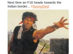 After Joining Bjp Sunny Deol Ends Up In Hilarious Memes