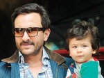 Saif Ali Khan Initiated A Police Complaint Against Paparazzi For Clicking Pictures Of Taimur