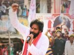 Pawan Kalyan Breaks The Queue During Polling Inside Deets Out