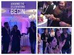 Kapil Sharma Grand Birthday Ginni Friends Mika Richa Perform Kapil Mom Dances Heart Out Pics Vids