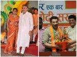 Vinod Khanna Wife Kavita Felt Betrayed Bjp Gave Sunny Deol Gurdaspur Ticket