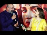 Sanjay Dutt Was Nervous Working With Madhuri Dixit Made Kids Meet Her On Kalank Sets